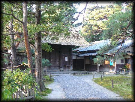 清水園(新発田市)